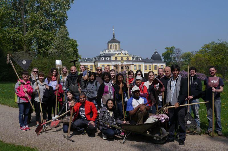 heritagevolunteers eu - European Heritage Volunteers